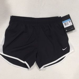 Nike Standard Fit Girls Running Shorts - Dry FIT